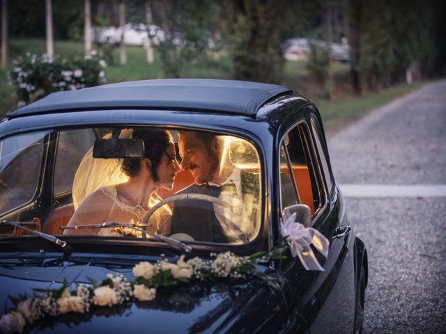 Il matrimonio di Andrea e Simona a Vergiate, Varese 46