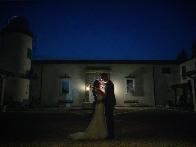 Il matrimonio di Andrea e Simona a Vergiate, Varese 50