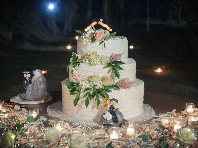 Il matrimonio di Andrea e Simona a Vergiate, Varese 51
