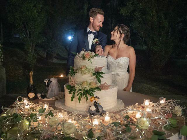 Il matrimonio di Andrea e Simona a Vergiate, Varese 53