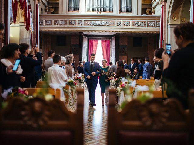 Il matrimonio di Fabiola e Giacomo a Milano, Milano 1
