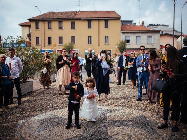 Il matrimonio di Fabiola e Giacomo a Milano, Milano 4