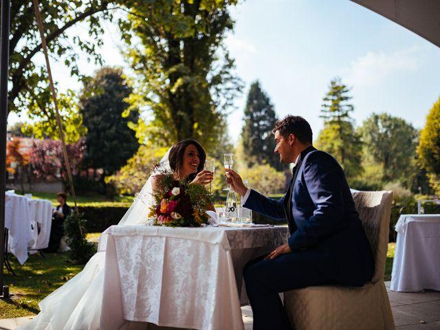 Il matrimonio di Fabiola e Giacomo a Milano, Milano 12