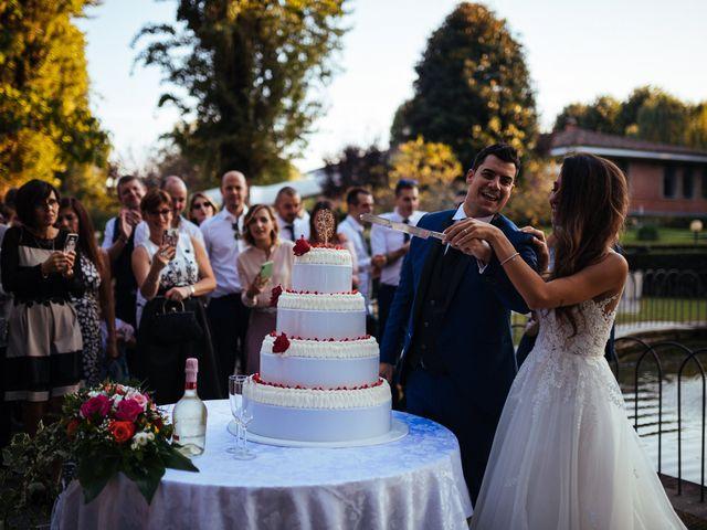 Il matrimonio di Fabiola e Giacomo a Milano, Milano 14