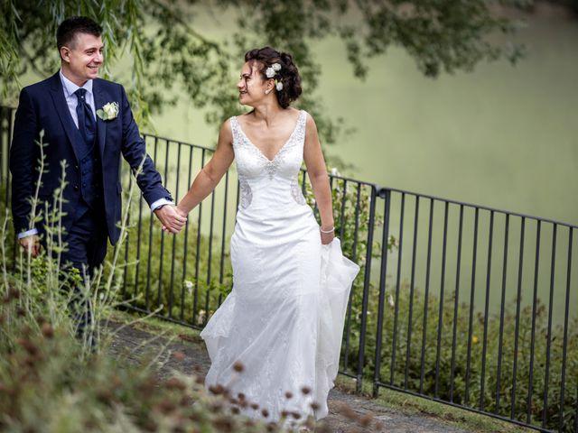 Le nozze di Mabel e Marco
