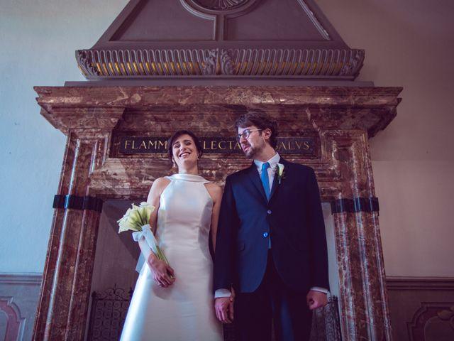 Il matrimonio di Davide e Francesca a Montevecchia, Lecco 14