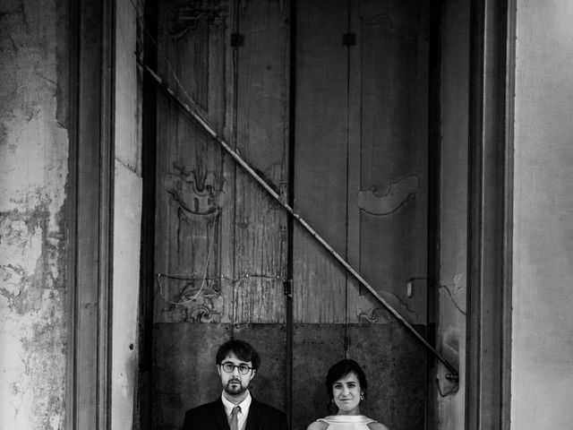 Il matrimonio di Davide e Francesca a Montevecchia, Lecco 17
