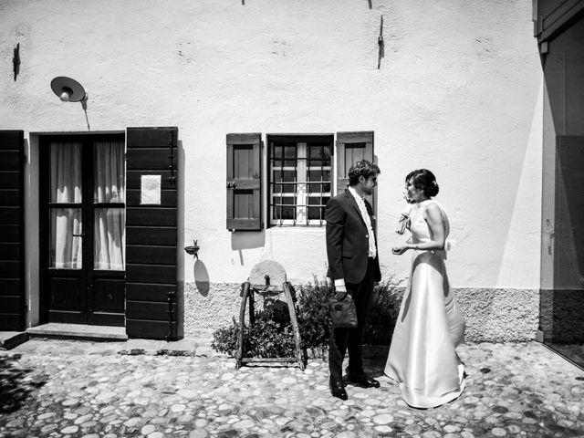 Il matrimonio di Davide e Francesca a Montevecchia, Lecco 20