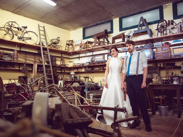 Il matrimonio di Davide e Francesca a Montevecchia, Lecco 24