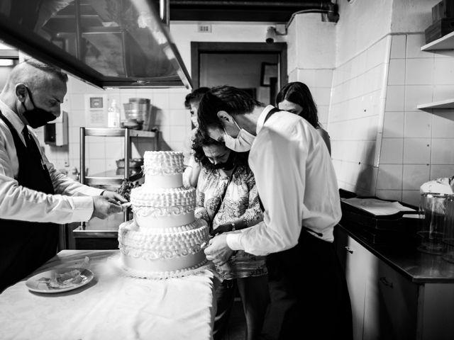 Il matrimonio di Davide e Francesca a Montevecchia, Lecco 28