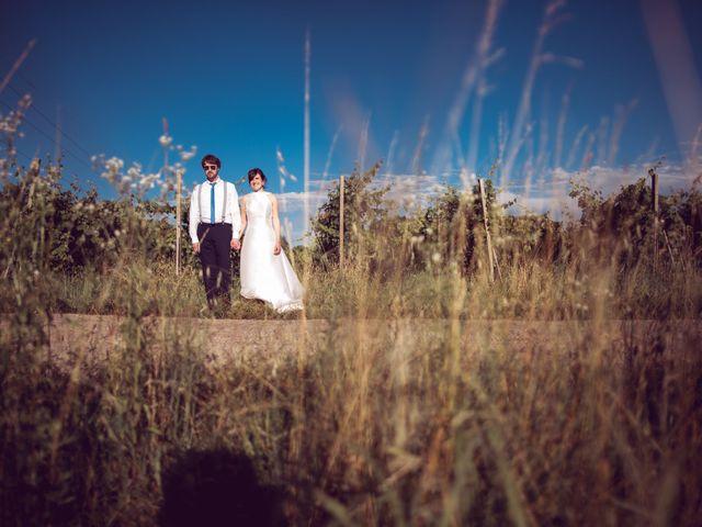 Il matrimonio di Davide e Francesca a Montevecchia, Lecco 30