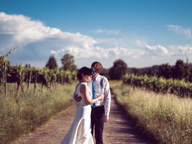 Il matrimonio di Davide e Francesca a Montevecchia, Lecco 31