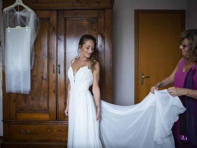Il matrimonio di Andrea e Francesca a Paderno Franciacorta, Brescia 12