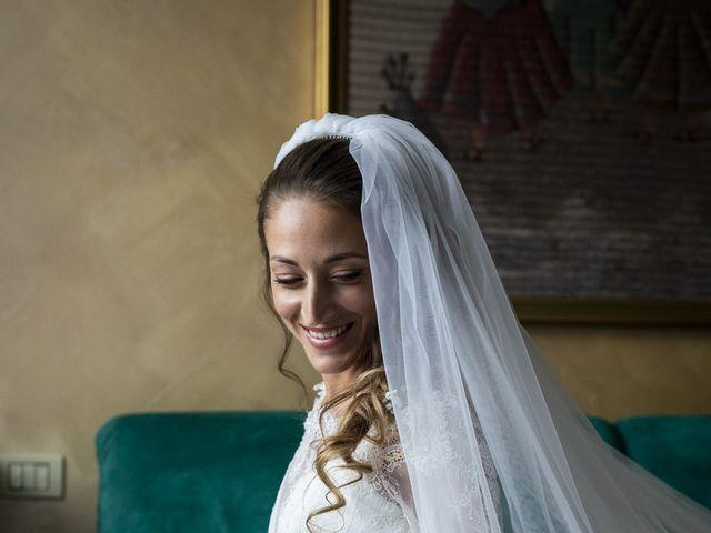 Il matrimonio di Andrea e Francesca a Paderno Franciacorta, Brescia 15