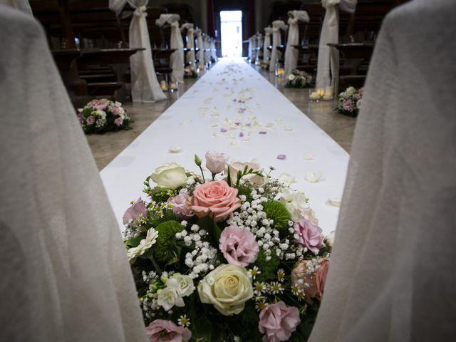 Il matrimonio di Andrea e Francesca a Paderno Franciacorta, Brescia 16