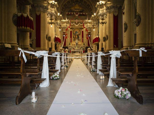 Il matrimonio di Andrea e Francesca a Paderno Franciacorta, Brescia 17