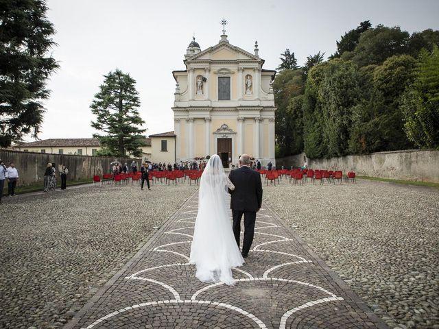Il matrimonio di Andrea e Francesca a Paderno Franciacorta, Brescia 19