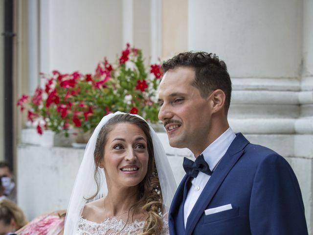 Il matrimonio di Andrea e Francesca a Paderno Franciacorta, Brescia 21
