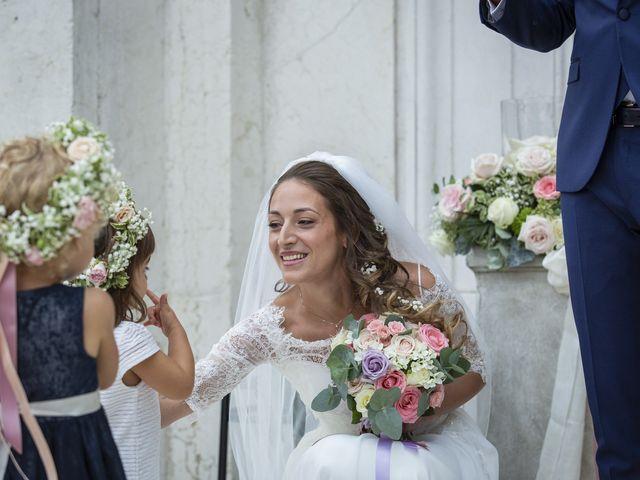 Il matrimonio di Andrea e Francesca a Paderno Franciacorta, Brescia 22