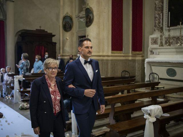Il matrimonio di Andrea e Francesca a Paderno Franciacorta, Brescia 23
