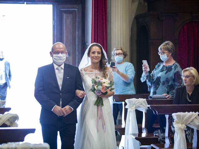 Il matrimonio di Andrea e Francesca a Paderno Franciacorta, Brescia 24