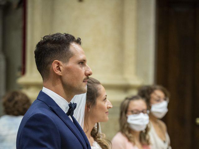 Il matrimonio di Andrea e Francesca a Paderno Franciacorta, Brescia 25