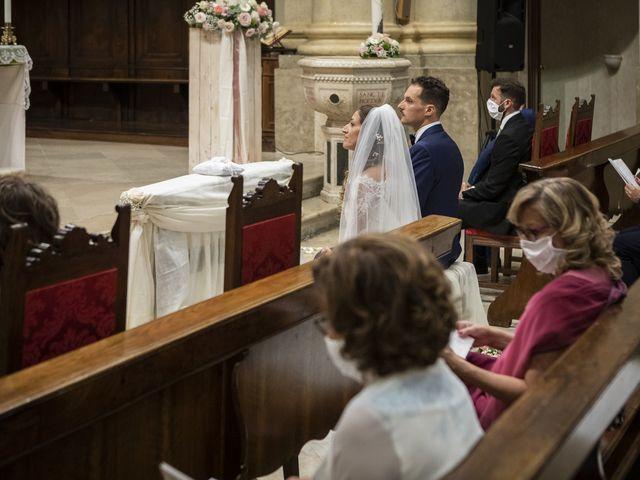 Il matrimonio di Andrea e Francesca a Paderno Franciacorta, Brescia 27