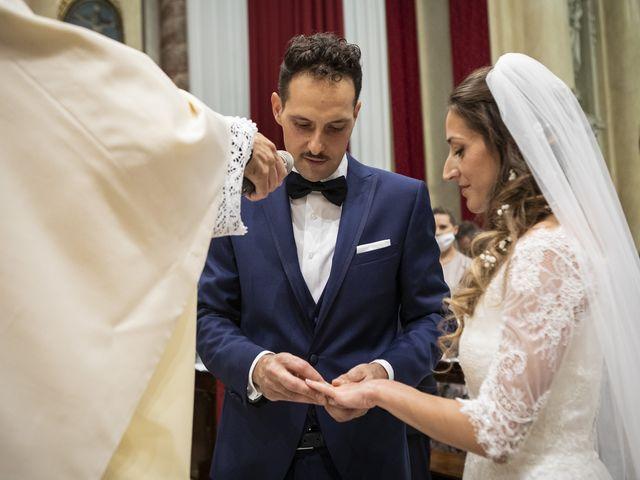 Il matrimonio di Andrea e Francesca a Paderno Franciacorta, Brescia 28