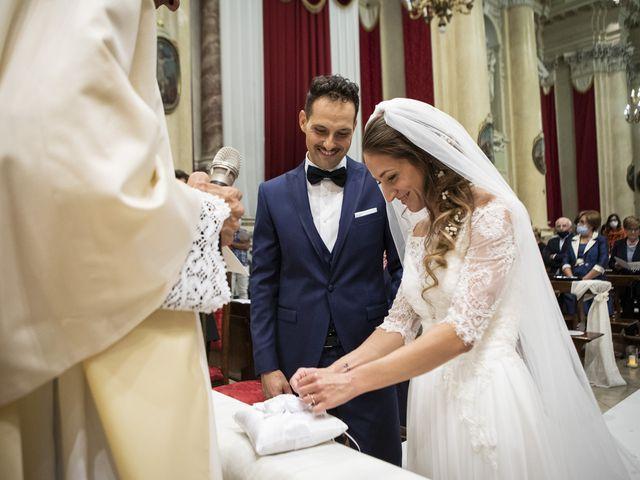 Il matrimonio di Andrea e Francesca a Paderno Franciacorta, Brescia 29