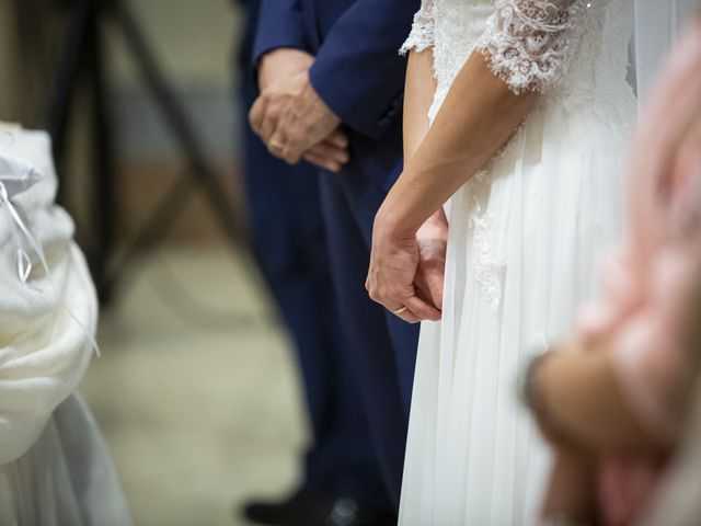 Il matrimonio di Andrea e Francesca a Paderno Franciacorta, Brescia 30