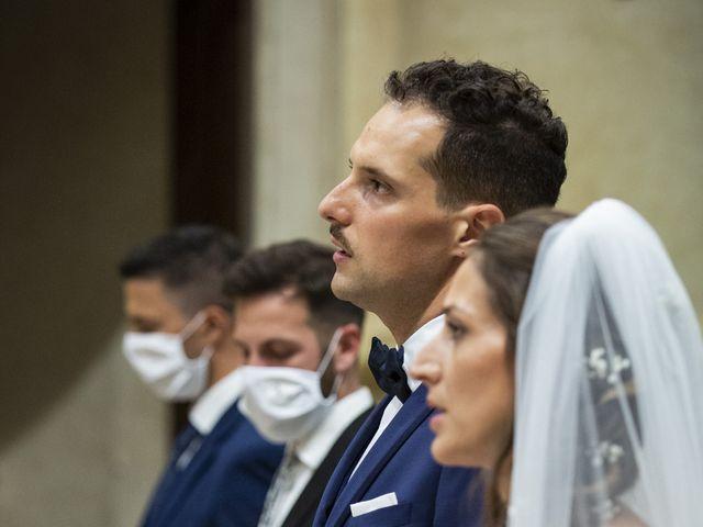 Il matrimonio di Andrea e Francesca a Paderno Franciacorta, Brescia 31