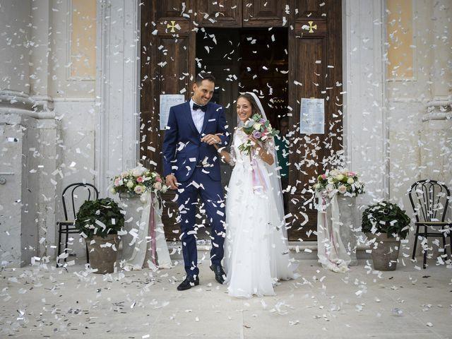 Il matrimonio di Andrea e Francesca a Paderno Franciacorta, Brescia 33