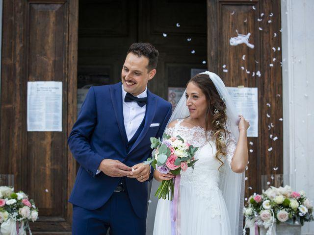 Il matrimonio di Andrea e Francesca a Paderno Franciacorta, Brescia 34