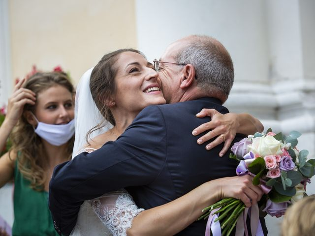 Il matrimonio di Andrea e Francesca a Paderno Franciacorta, Brescia 35