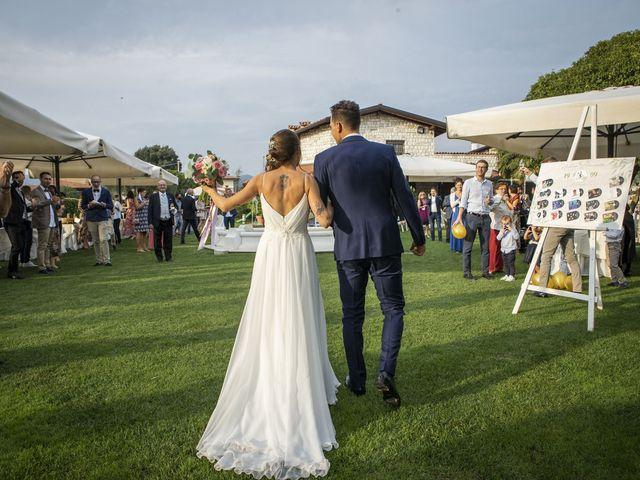 Il matrimonio di Andrea e Francesca a Paderno Franciacorta, Brescia 39