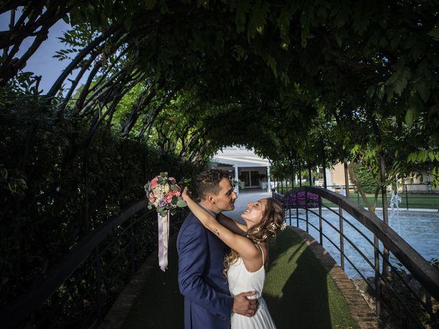 Il matrimonio di Andrea e Francesca a Paderno Franciacorta, Brescia 40