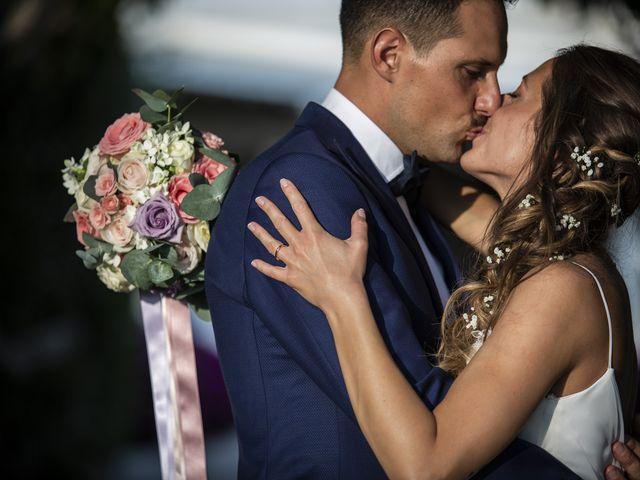Il matrimonio di Andrea e Francesca a Paderno Franciacorta, Brescia 2