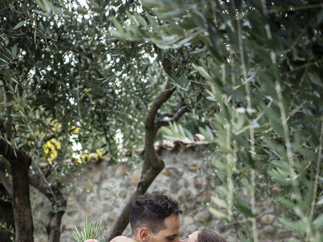 Il matrimonio di Andrea e Francesca a Paderno Franciacorta, Brescia 42