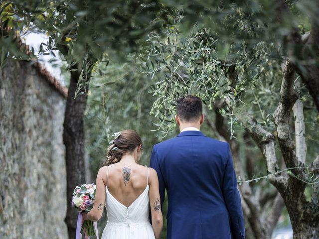 Il matrimonio di Andrea e Francesca a Paderno Franciacorta, Brescia 43