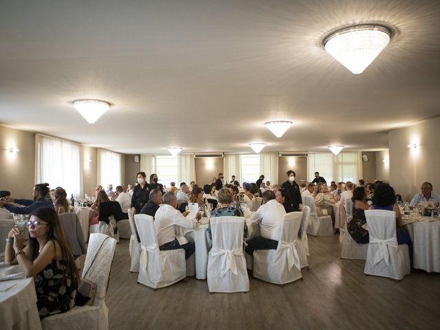 Il matrimonio di Andrea e Francesca a Paderno Franciacorta, Brescia 50