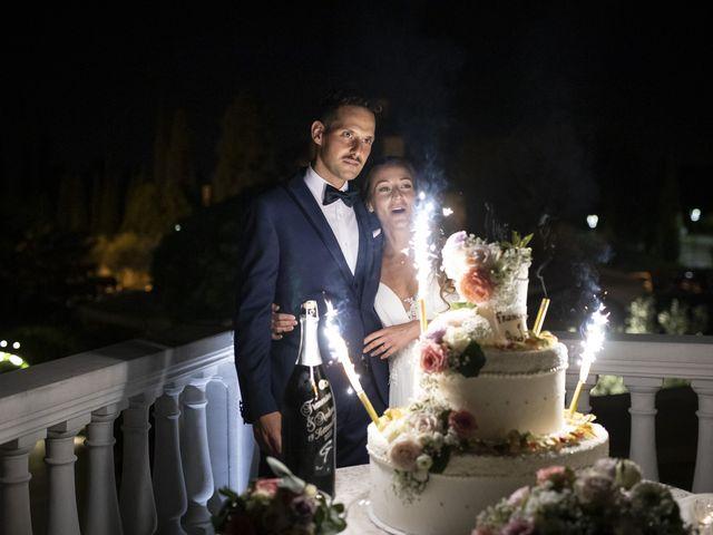 Il matrimonio di Andrea e Francesca a Paderno Franciacorta, Brescia 51