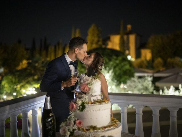Il matrimonio di Andrea e Francesca a Paderno Franciacorta, Brescia 52