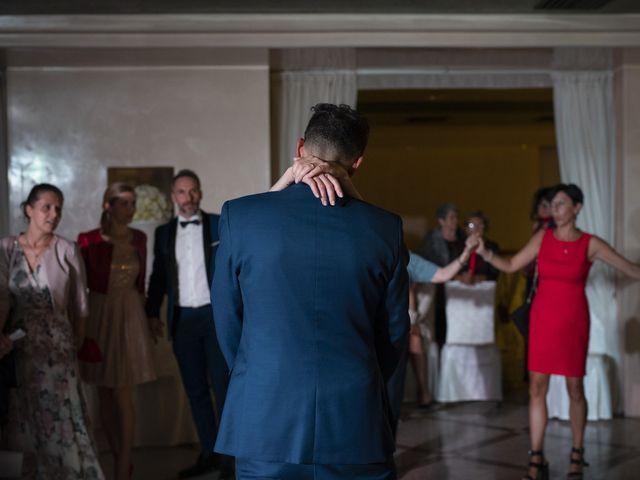 Il matrimonio di Andrea e Francesca a Paderno Franciacorta, Brescia 54