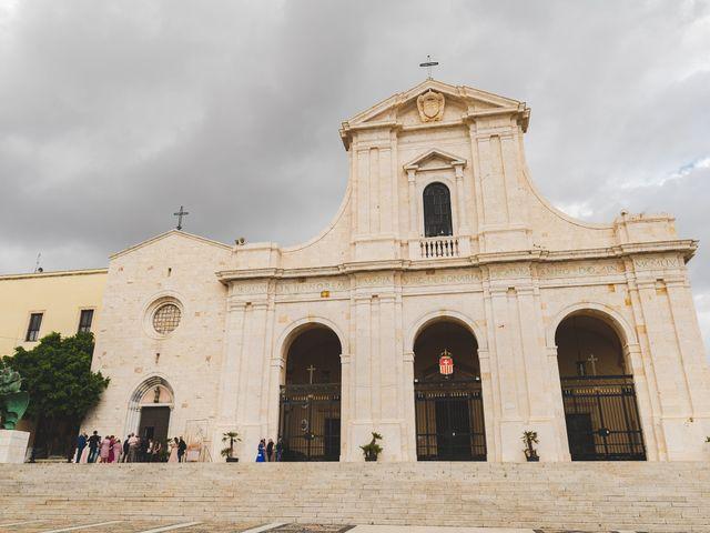 Il matrimonio di Jessica e Marco a Cagliari, Cagliari 20