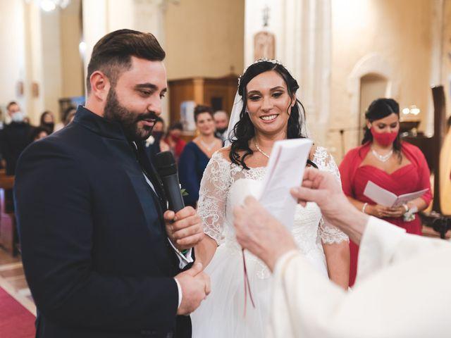 Il matrimonio di Jessica e Marco a Cagliari, Cagliari 33