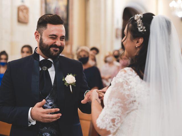 Il matrimonio di Jessica e Marco a Cagliari, Cagliari 37