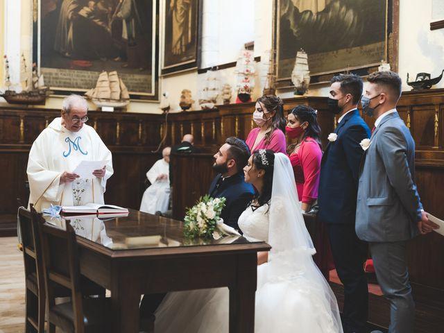 Il matrimonio di Jessica e Marco a Cagliari, Cagliari 49