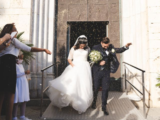 Il matrimonio di Jessica e Marco a Cagliari, Cagliari 51