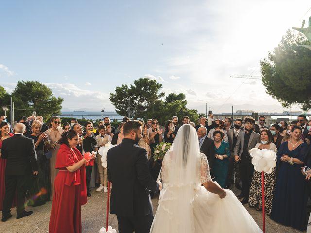 Il matrimonio di Jessica e Marco a Cagliari, Cagliari 53