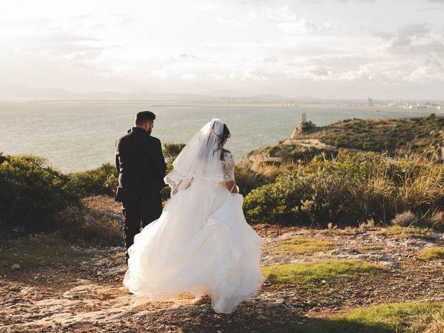 Il matrimonio di Jessica e Marco a Cagliari, Cagliari 54